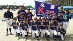 第24回愛知県小学生男子ソフトボール新人大会
